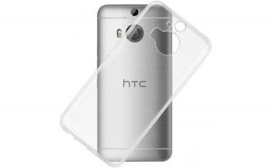 Husa HTC M9 Plus Flippy Tpu Transparent