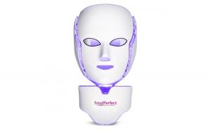 Masca Fototerapie Fata LED, Tratament