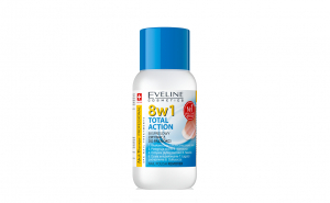 Dizolvant fara acetona Eveline Cosmetics 8in1 - 150 ml