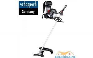 Motocoasa pe benzina BCH5300BP   Scheppach 5910707903