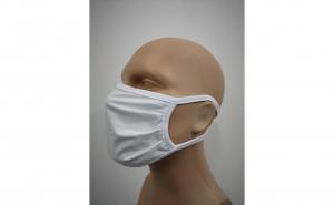 Masca de protectie bumbac reutilizabila, Traieste sanatos in Casa TA