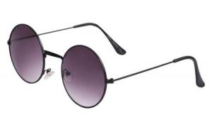 Ochelari de soare John Lennon Mov inchis