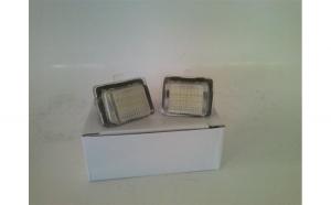 Lampa LED numar