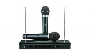 Set 2 microfoane wireless cu receiver HS C-05