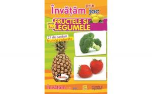 Invatam prin joc fructele si legumele