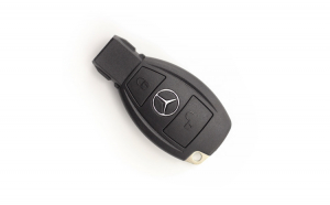 Mercedes - Smart key 2 butoane