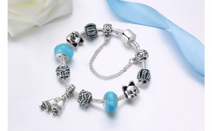 Bratara Blue bell