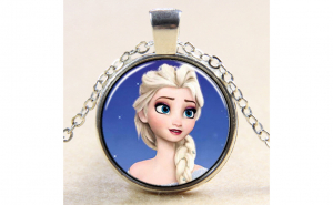 Pandantiv pentru fetite, Elsa Frozen