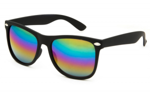 Ochelari de soare Negri Wayfarer