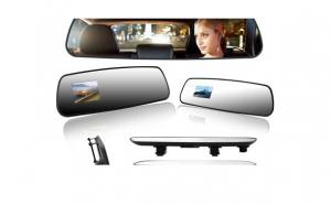 Oglinda retrovizoare cu video  HD incorporat, la doar 199 RON in loc de 399 RON