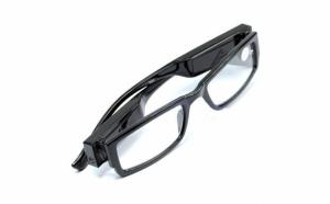 Ochelari cu LED-uri pe brate pentru citit, Max View