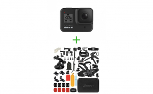 GoPro Hero 8 Black + Accesorii