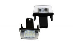 Lampa LED numar 7601 compatibila pe