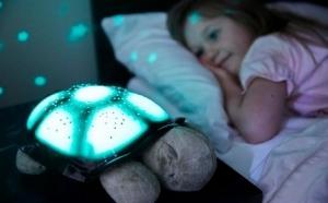 Lampa de veghe Twilight Turtle -Broscuta