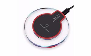 Incarcator Wireless + Cablu de incarcare