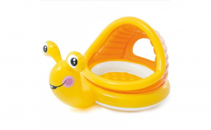 Piscina gonflabila copii model melc