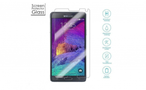 Folie sticla securizata Samsung Galaxy Note 4 Transparenta