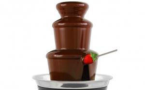 Un cadou dulce: Fantana de Ciocolata, la 99 RON de la 199 RON! Garantie 12 luni!