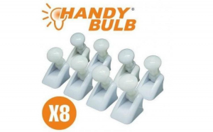Set complet 8 becuri Handy Bulb LED bec fara fir