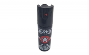 Spray paralizant iritant lacrimogen