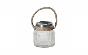 Felinar solar Jar
