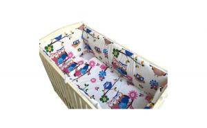 Set lenjerie pentru bebelusi cu