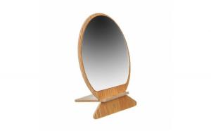 Oglinda rotunda pentru cosmetica cu