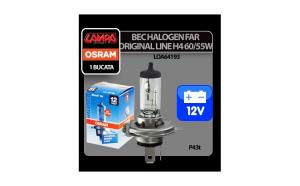 Bec halogen 12V - H4 - 60/55W Original