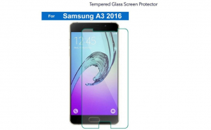 Folie sticla securizata Samsung Galaxy A3 2016 A310 Transparenta
