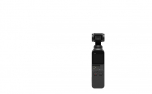 DJI Osmo Pocket in 3 axe, 4k 60FPS