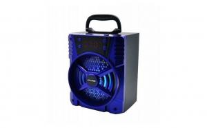 Boxa portabila cu bluetooth, radio si ceas Kts-1038