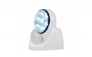 Lampa LED cu senzor de miscare 360