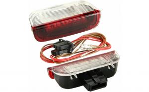 Lampi LED portiere spate VW Touareg II