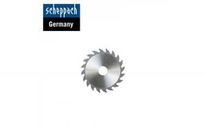 Lama circulara 24T 250x30 mm   Scheppach 7901301602