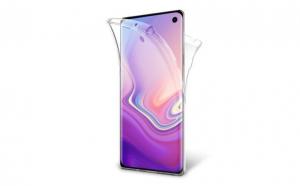 Husa Samsung S10 Plus Full Tpu 360 Protect Transparent