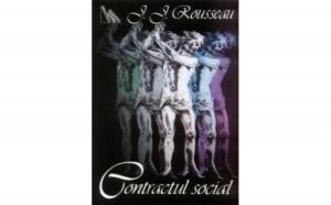 Contractul social, autor Jean-Jacques Rousseau