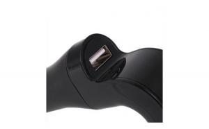 Modulator FM Hands Free Bluetooth Gadget, Soundvox™ Car G7, Black