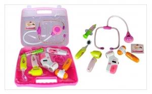Trusa de jucarie micul doctor pentru copii