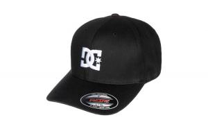 Sapca unisex DC Shoes Cap Star 2 Flexfit Hat 55300096-BLK Black Friday Romania 2017