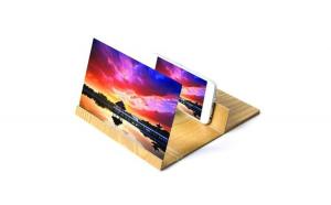 Ecran lupa - Amplificator de imagine cu efect 3D pentru telefoane mobile