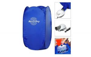 Uscator rapid de rufe Air O Dry 800W