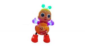 Jucarie interactiva, Albinuta dansatoare, canta, lumineaza si danseaza