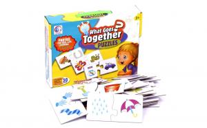 Puzzle - 30 piese mari, Produse Noi