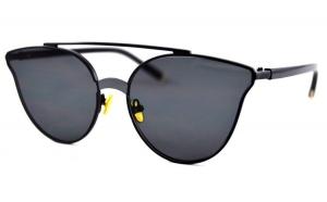 Ochelari de soare Ochi de Pisica Negru Oglinda II