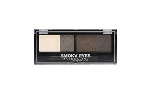 Paleta farduri Maybelline EYESTUDIO Smoky Eyes, 31 Natural Smokes