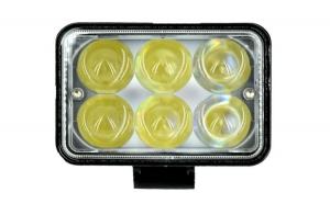 Proiector LED ART518 -  18W Spoot Beam 4D -  12/24V