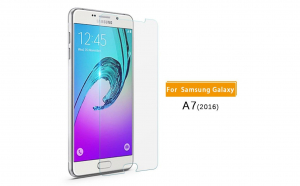 Folie sticla securizata Samsung Galaxy A7 2016 Transparenta