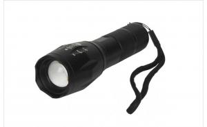 Lanterna Profesionala Led Tac Light, Lupa si zoom, rezistenta la apa, lumina pana la 9 km
