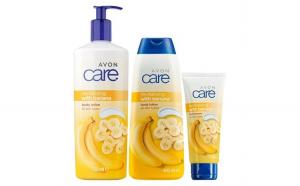 Set Avon Care Banana