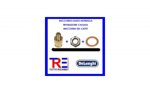 Kit reparatii racord aluminiu compatibil